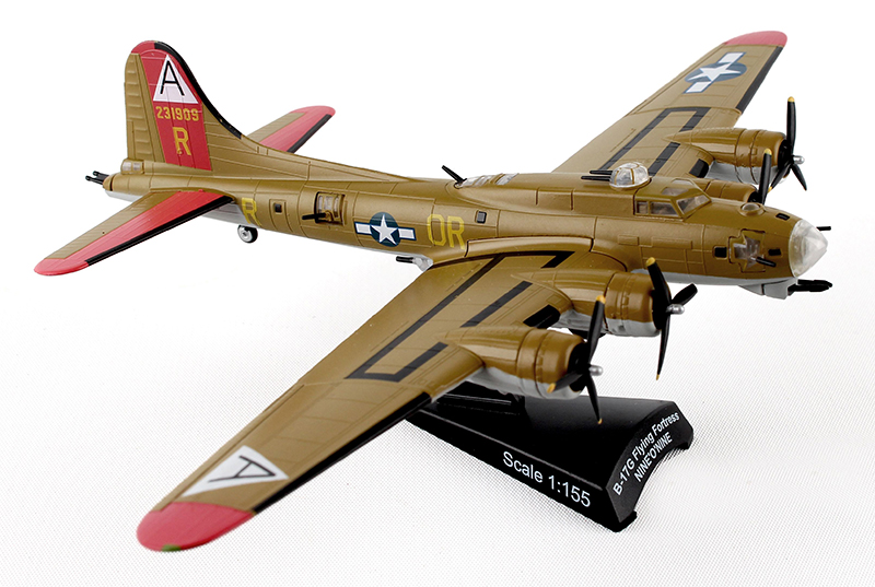 PS5402-3 - Daron B 17 Flying Fortress USAAF Nine O