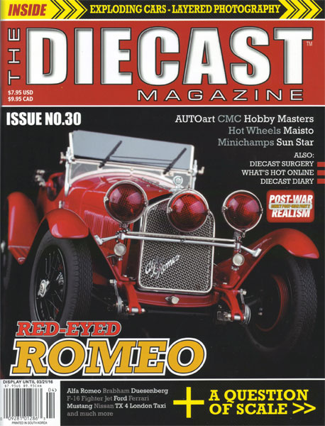 DCMAG30 - Dcmag The Diecast Magazine Issue No 30