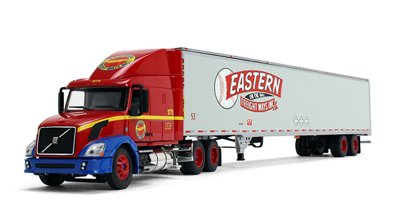 32076 - Die-Cast Promotions DCP Eastern Freightways Volvo 630