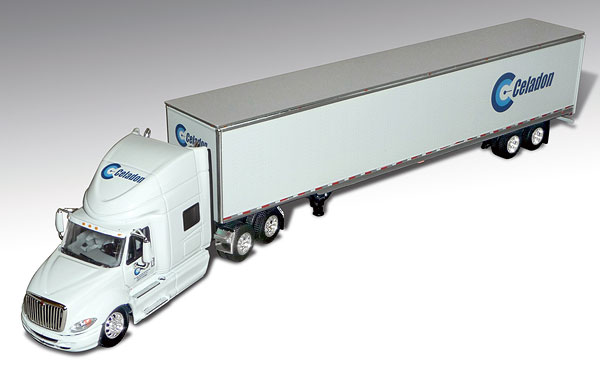 32678 - Die-Cast Promotions DCP Celadon International Prostar