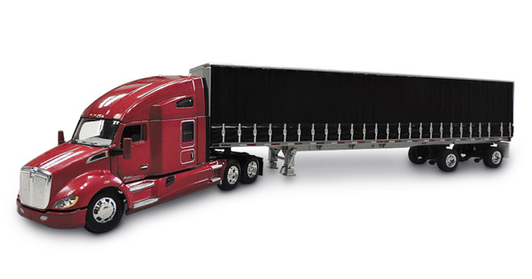 33993 - Die-Cast Promotions DCP Kenworth T680