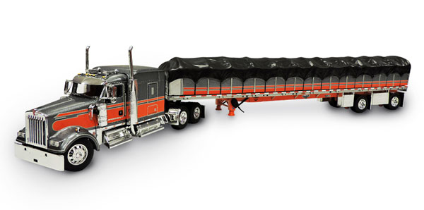 34036 - Die-Cast Promotions DCP GryOrg Kenworth W900