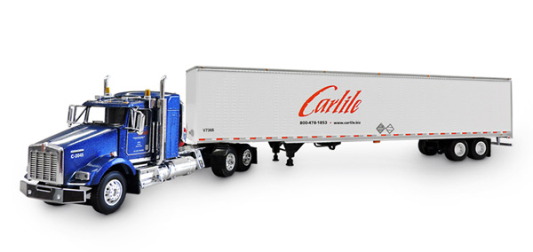 34120 - Die-Cast Promotions DCP Carlile Kenworth T800
