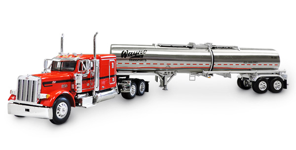 34123 - Die-Cast Promotions DCP Wayne Transport Peterbilt 379