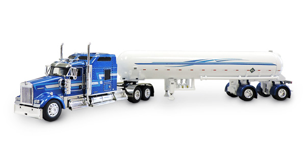 34154 - Die-Cast Promotions DCP Circle S Trucking Kenworth ICON 900