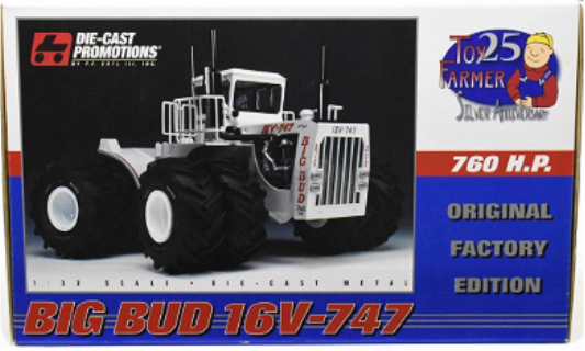 40015 - Die-Cast Promotions DCP Big Bud 760 HP 16V 747 4wd