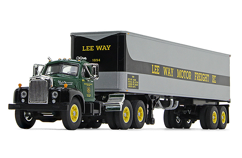 60-0572 - Die-Cast Promotions DCP Lee Way Motor Freight