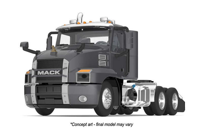 60-0621 - Die-Cast Promotions DCP Mack Anthem Day Cab