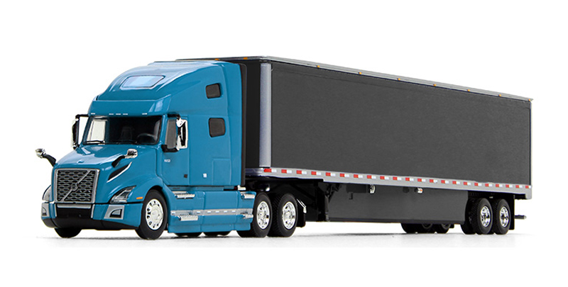 60-0644 - Die-Cast Promotions DCP Volvo VNL 760 High Roof Sleeper