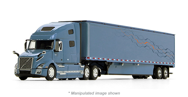 60-0645 - Die-Cast Promotions DCP Volvo VNL 760 High Roof Sleeper