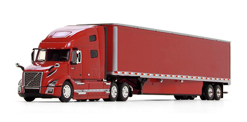60-0646 - Die-Cast Promotions DCP Volvo VNL 760 High Roof Sleeper