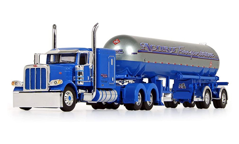 60-0690 - Die-Cast Promotions DCP Acord Transportation Peterbilt Model 389