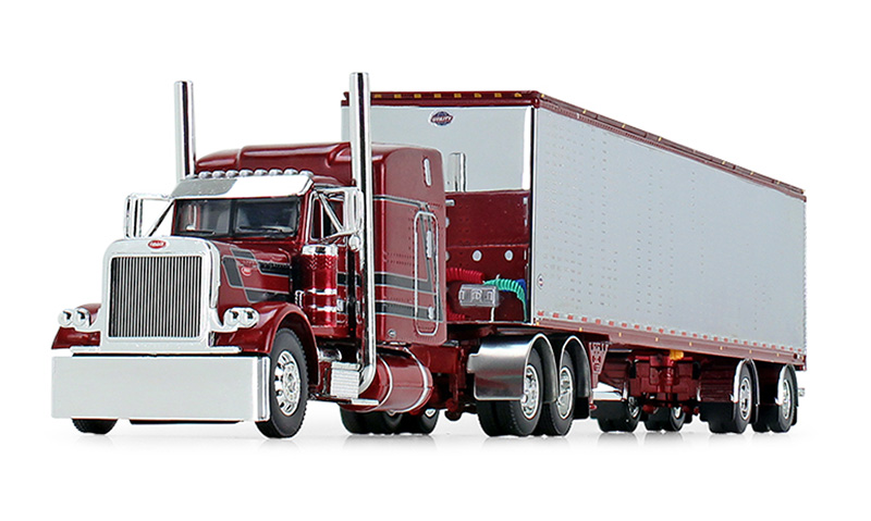 60-0877 - Die-Cast Promotions DCP Peterbilt Model 379