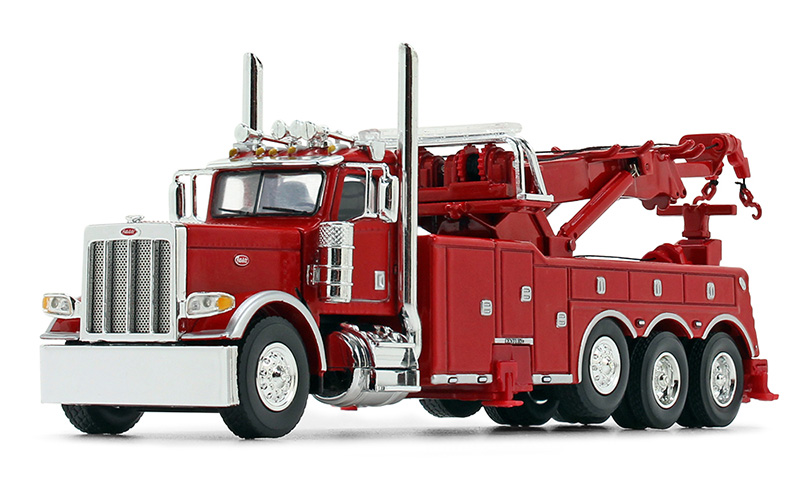 60-0881 - Die-Cast Promotions DCP Peterbilt Model 389