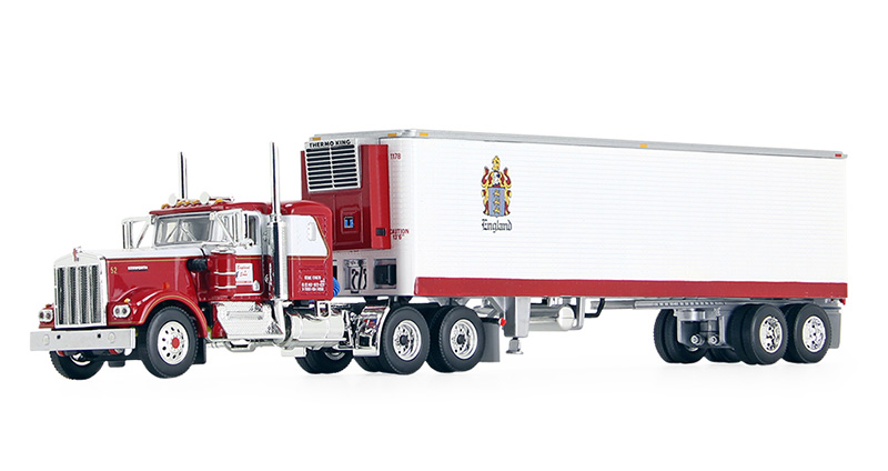 60-0936 - Die-Cast Promotions DCP CR England Kenworth W900A