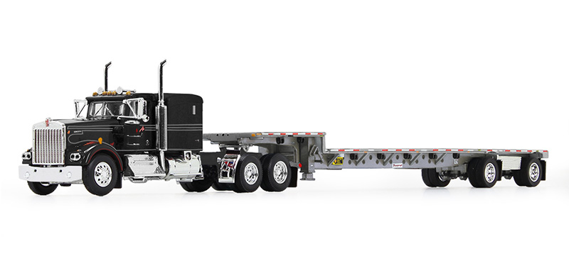 60-1016 - Die-Cast Promotions DCP IMT Transport Kenworth W900A
