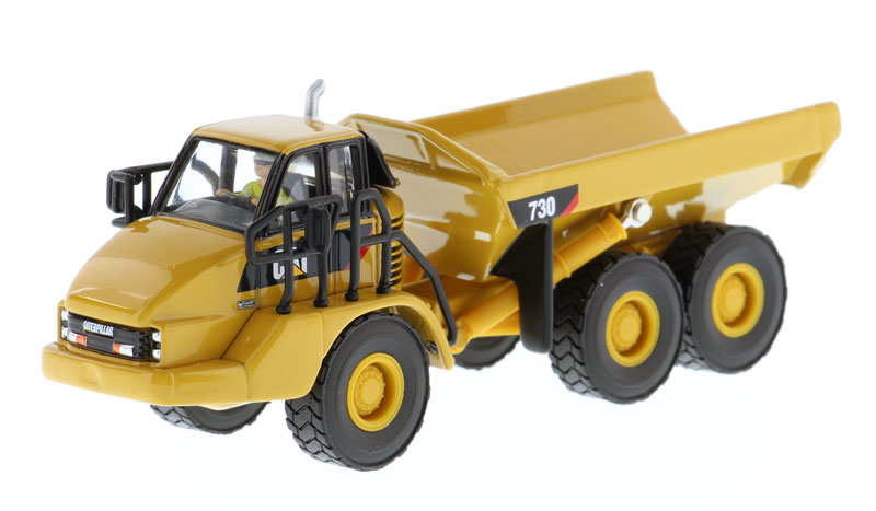 85130 - Diecast Masters Caterpillar 730 Articulated Dump Truck High Line