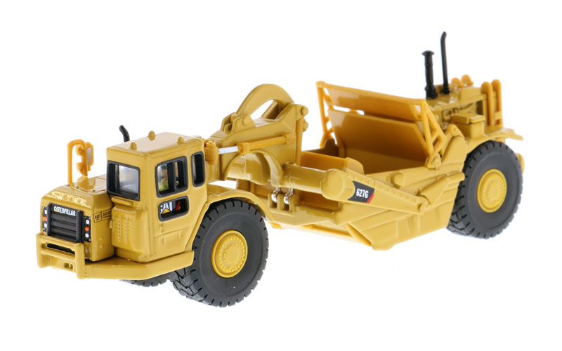 85134 - Diecast Masters Caterpillar 627G Scraper High Line Series detailed