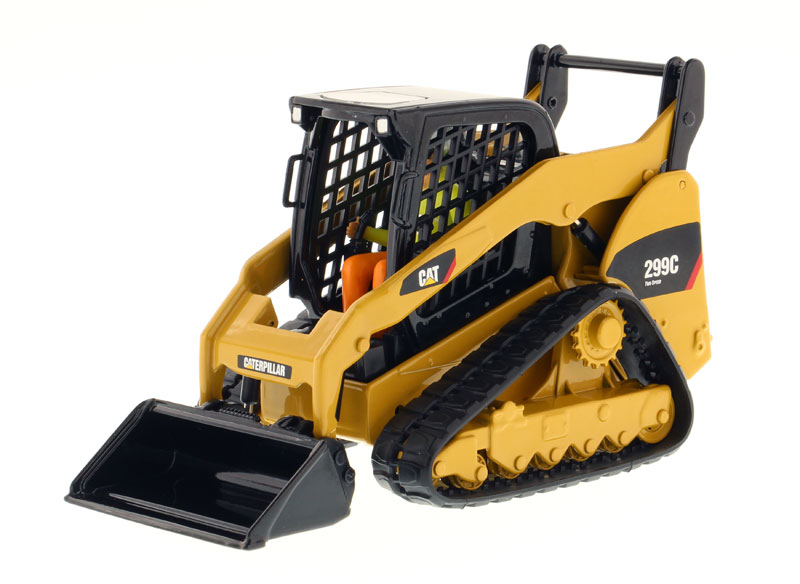 85226 - Diecast Masters Caterpillar 299C Compact Track Loader