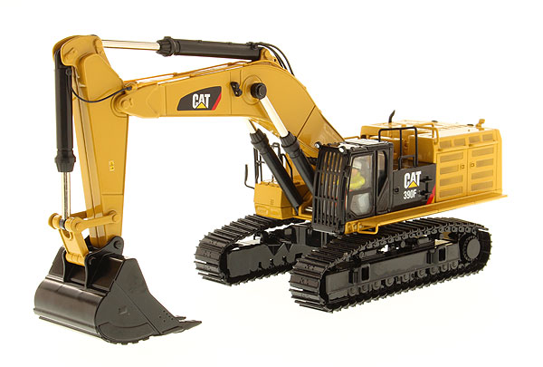 85284 - Diecast Masters Caterpillar 390F L Hydraulic Tracked Excavator High