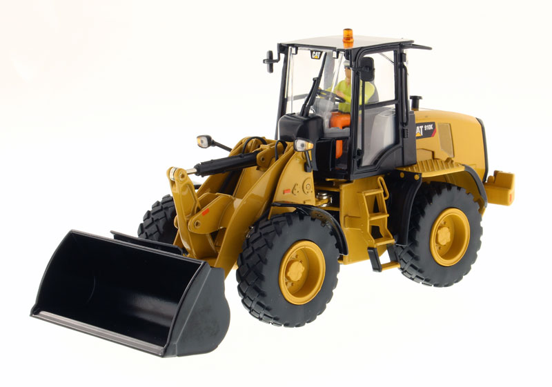 85294 - Diecast Masters Caterpillar 910K Wheel Loader High Line Series
