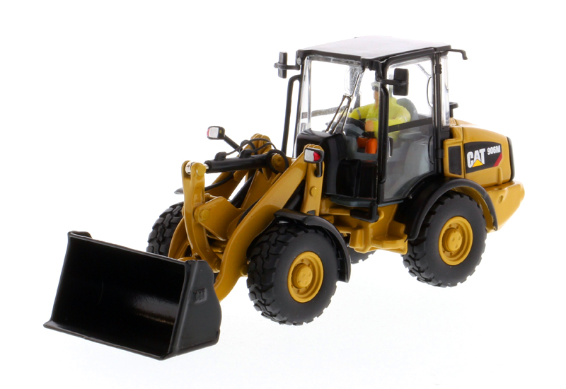85557 - Diecast Masters Caterpillar 906M Compact Wheel Loader High Line