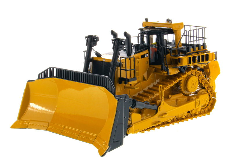 85565 - Diecast Masters Caterpillar D11T Track Type Tractor Dozer JEL
