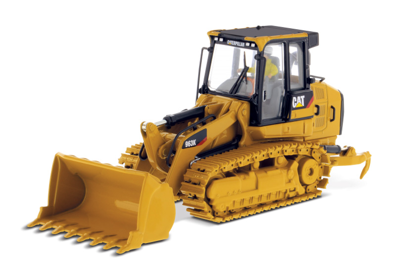 85572 - Diecast Masters Caterpillar 963K Track Loader High Line Series
