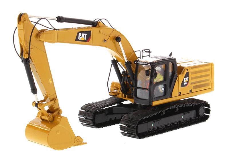 85586 - Diecast Masters Caterpillar 336 Next Generation Hydraulic Excavator High