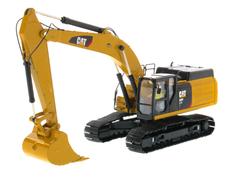 85943 - Diecast Masters Caterpillar 349F L XE Hydraulic Excavator High
