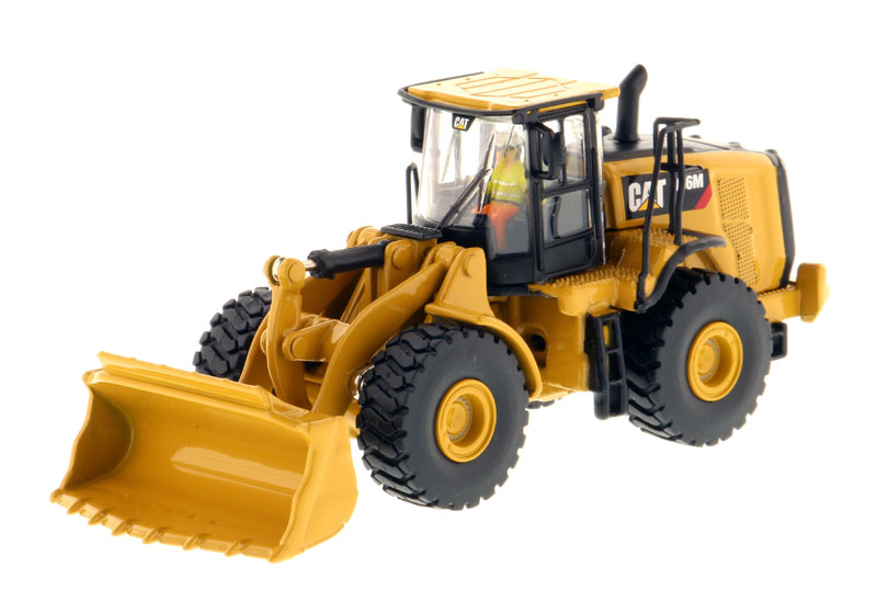 85948 - Diecast Masters Caterpillar 966M Wheel Loader High Line Series