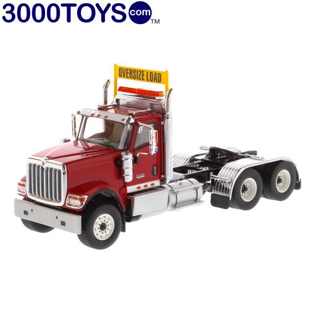 Diecast Masters International HX520 Day Cab Tandem Tractor