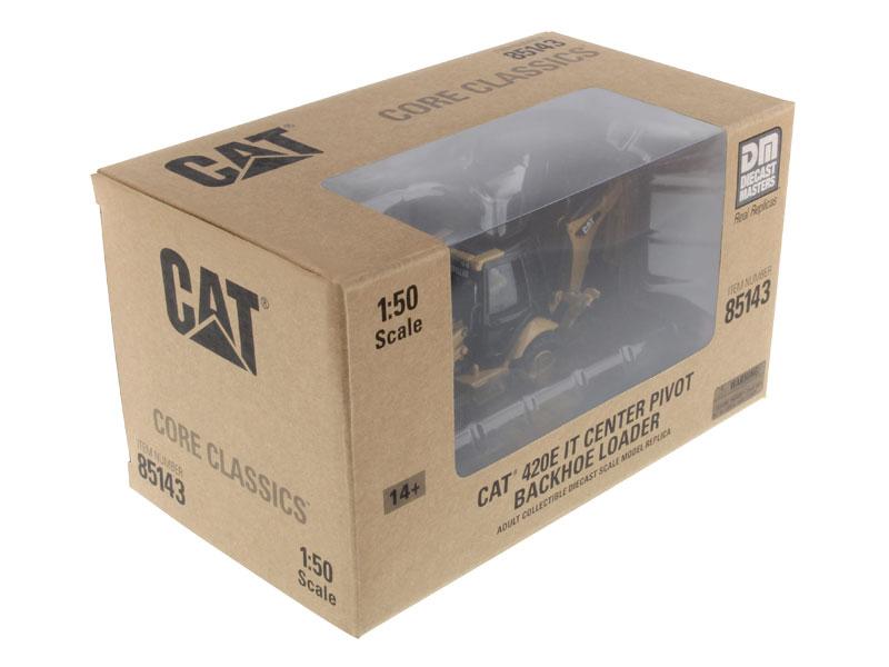 Diecast Masters Caterpillar 420E IT Backhoe Loader Core Classics