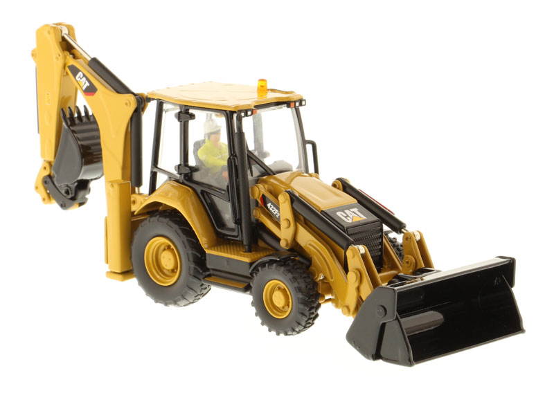 Diecast masters caterpillar 432f2 backhoe loader high line series price 7799 msrp 10399 fandeluxe Gallery