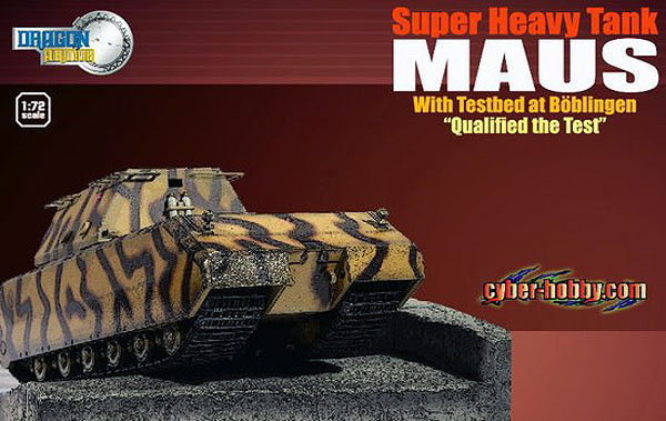 60324 - Dragon Maus Super Heavy Tank