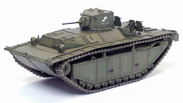 60424 - Dragon LVT A1 708th Amphibious Tank Battalion