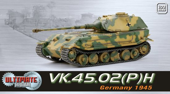 60531 - Dragon VK4502PH Germany 1945 Ultimate Armor Series