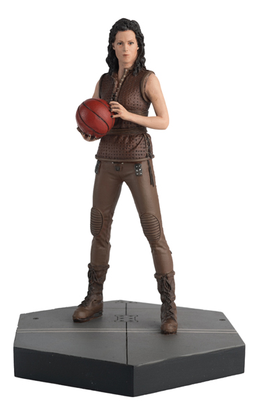 ALNUK039 - Eaglemoss AP39Ellen Ripley Alien Resurrection 1997 Cast