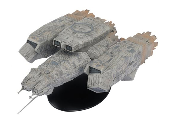 APPR01 - Eaglemoss USCSS Nostromo Alien 1979 Limited edition