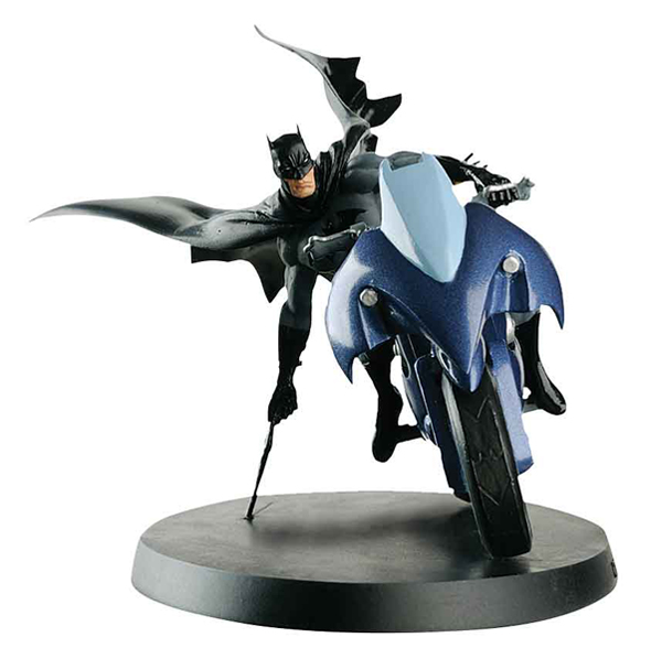DCCSPE01 - Eaglemoss Batman Batcycle DC Comics Super Hero