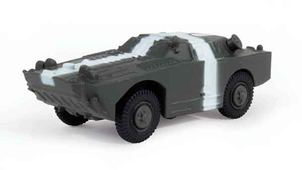 EM-R0076 - Eaglemoss BRDM Amphibious Scout Vehicle
