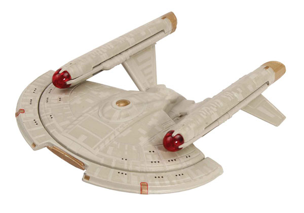 SSSUK044 - Eaglemoss ST44 UES Intrepid Star Trek Star