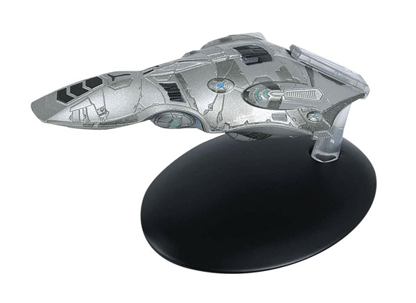 SSSUK062 - Eaglemoss ST62 Voth Research Vessel Star Trek