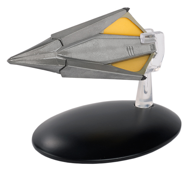 SSSUK129 - Eaglemoss ST129 Tholian Starship 2268 Remastered Version