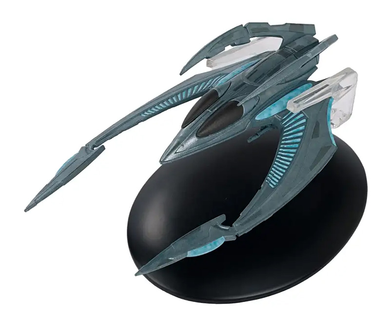 SSSUK172 - Eaglemoss Xindi Insectoid Scout Ship Star Trek Star