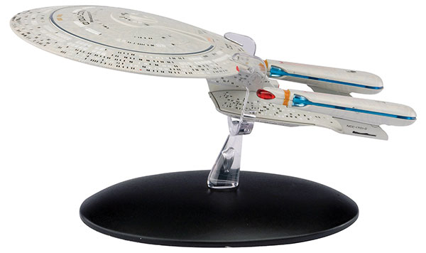 ST01 - Eaglemoss Star Trek USS Enterprise NCC 1701