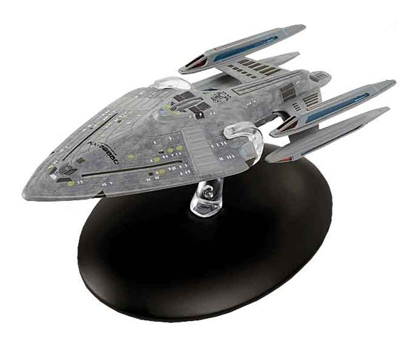 ST25 - Eaglemoss Star Trek USS Prometheus NX 59650 Star