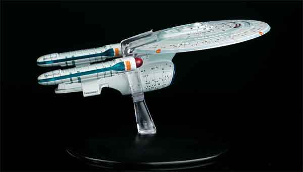 ST46 - Eaglemoss Star Trek USS Enterprise NCC 1701 C