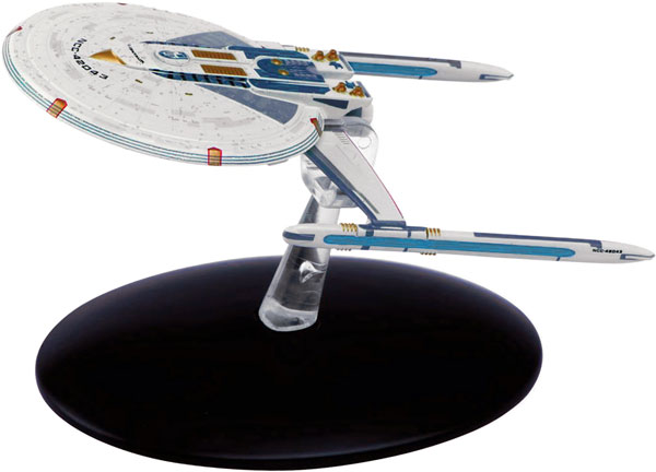 ST52 - Eaglemoss Star Trek USS Centaur NCC 42043 Star