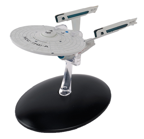 ST72 - Eaglemoss Star Trek USS Enterprise NCC 1701 A